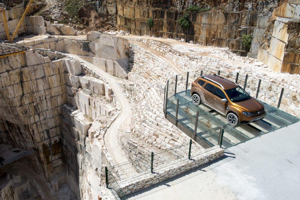 Apresentação à imprensa novo Dacia Duster