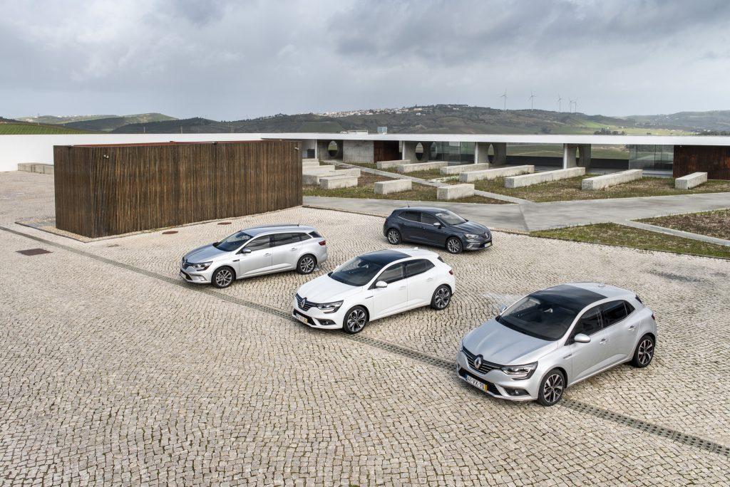 Apresentação à imprensa Renault Mégane TCe