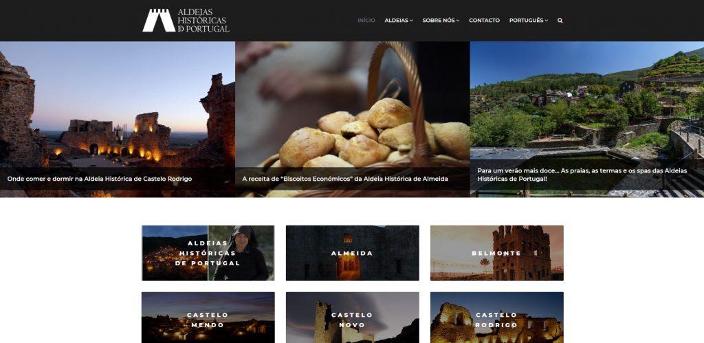 Blogue Aldeias Históricas de Portugal