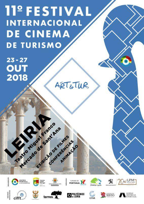 Comunicação ART&TUR – Festival Internacional de Cinema de Turismo