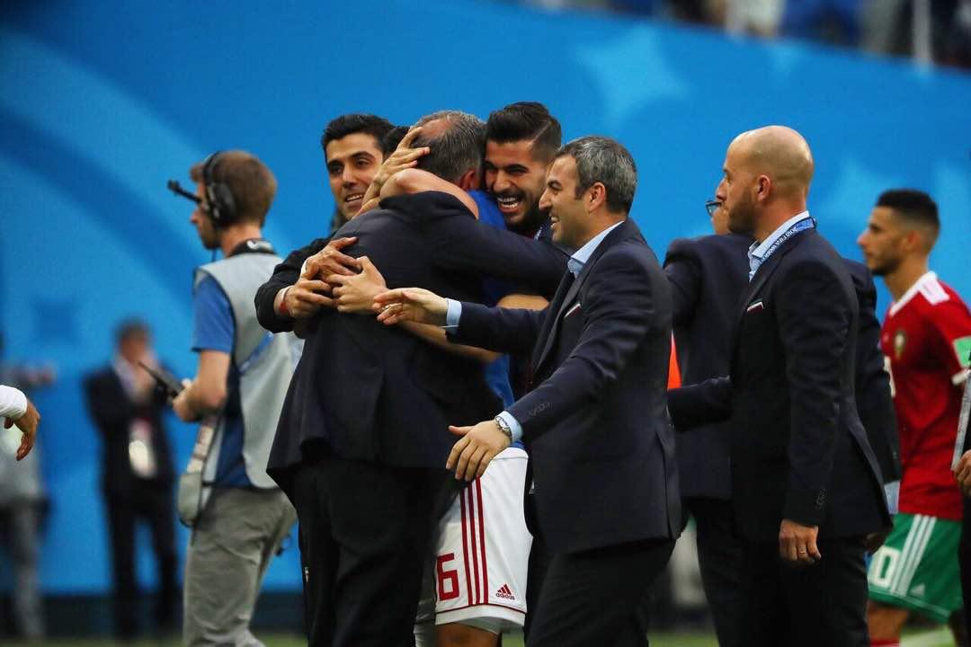 Comunicação da Selecção Nacional de Futebol do Irão