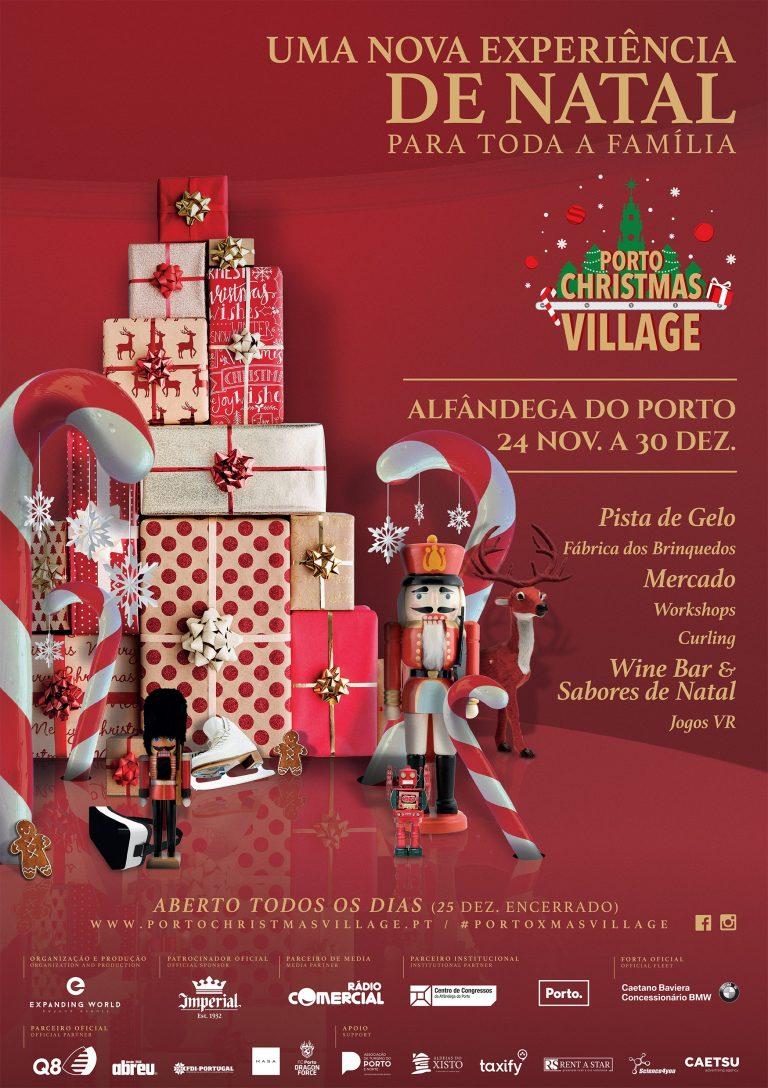 Comunicação Porto Christmas Village