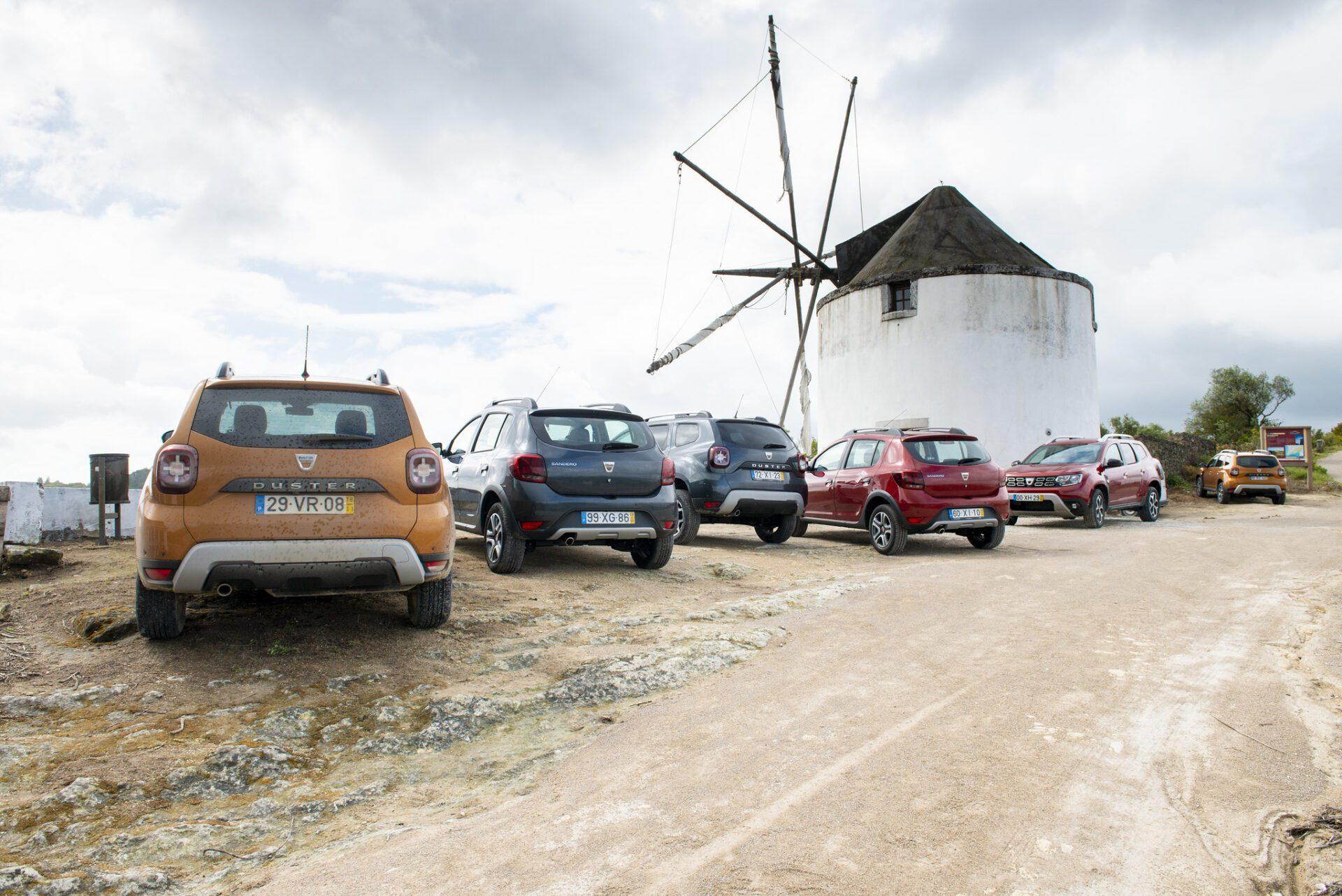 Apresentação à imprensa Série Limitada Dacia Adventure
