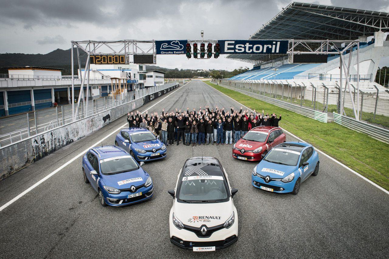 72 Horas Non-Stop Renault