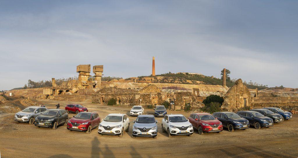 Apresentação à imprensa Novo Renault Kadjar