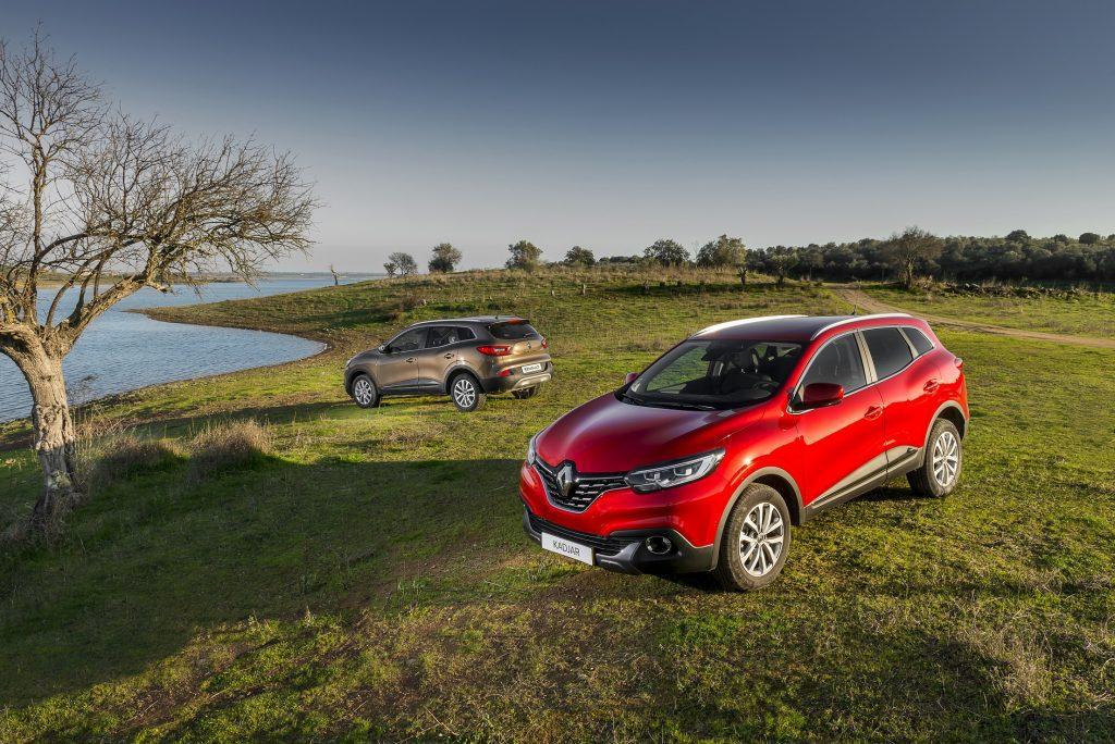 Apresentação à imprensa Renault Kadjar