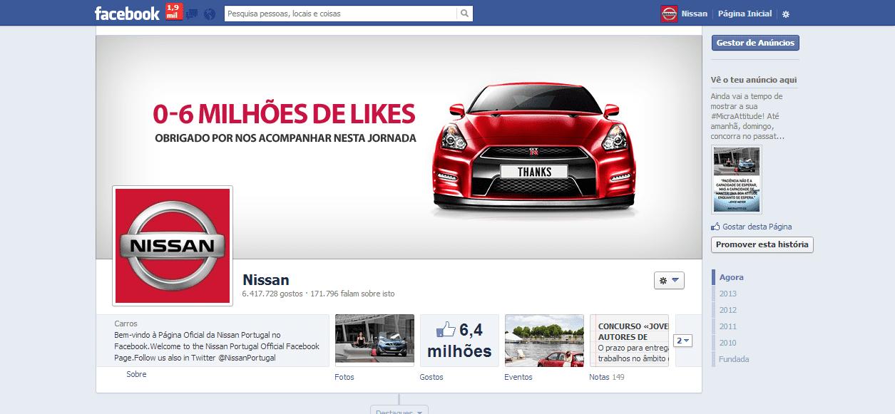 Atelier do Caractere conduz Nissan portugal à liderança europeia nas redes sociais da marca!