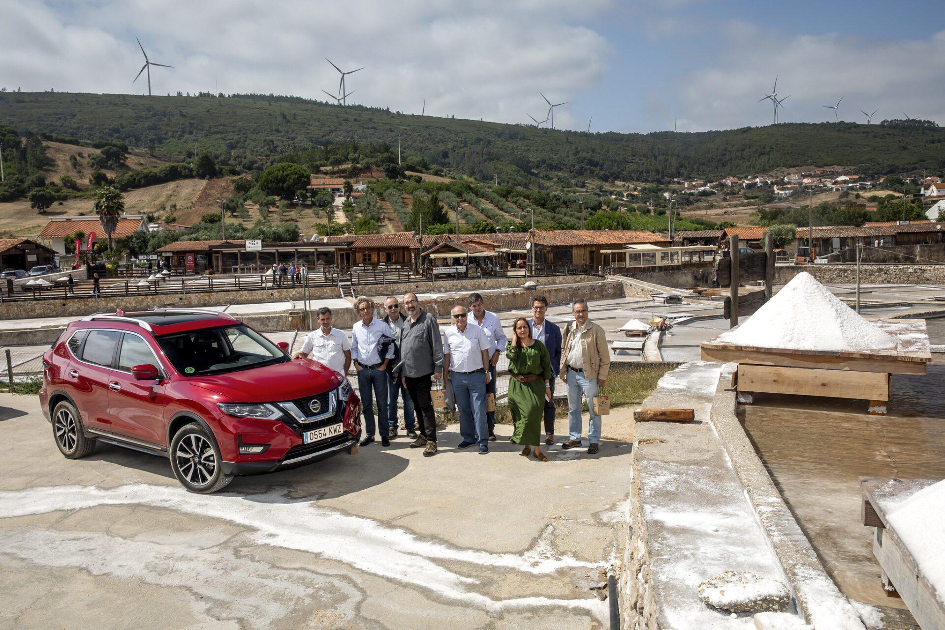 Apresentação à imprensa Nissan X-Trail