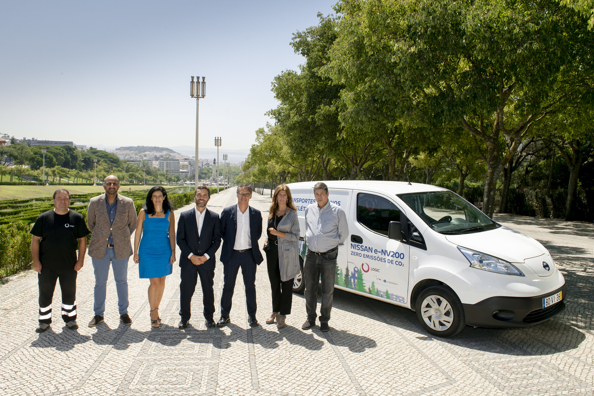 Storytelling da parceria Nissan Portugal / LOGIC – Logística Simplificada