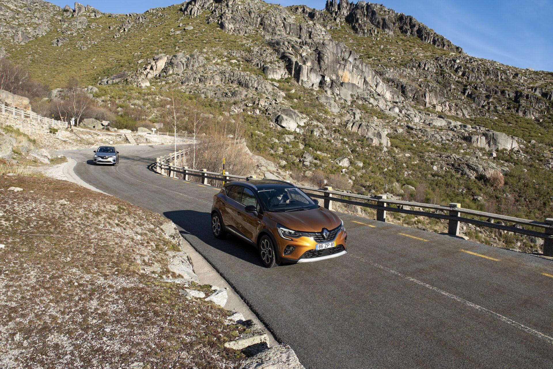 Apresentação à imprensa Novo Renault CAPTUR